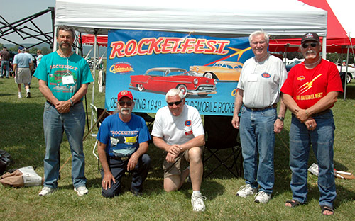 Franklin Graf and Rocketfest